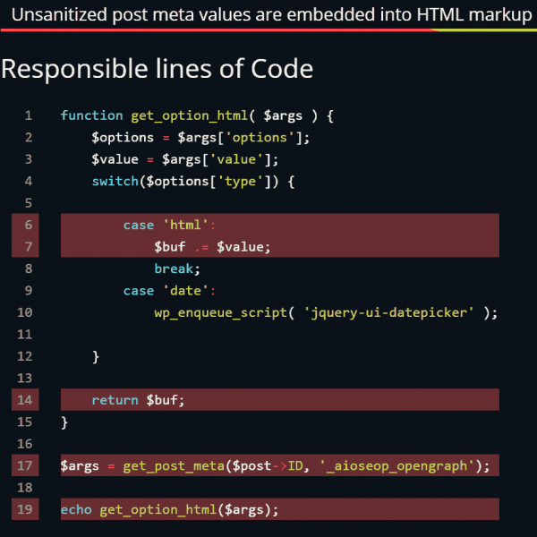 Responsible Lines Of Code